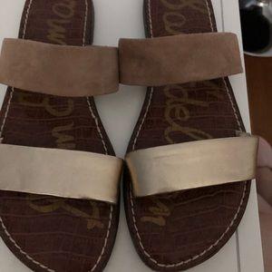 Sam Edelman Gala two strap Sandal